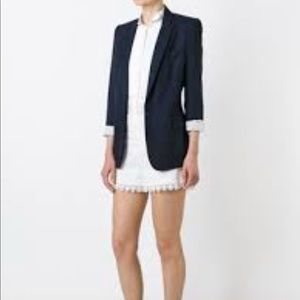 Tory Burch macramé lace shorts NWT!